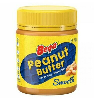 Bega Peanut Butter Smooth 200gm