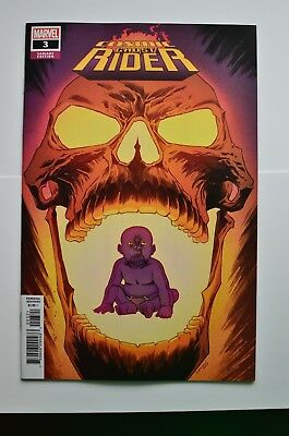 Cosmic Ghost Rider #3   1:25 Shalvey Variant Cover