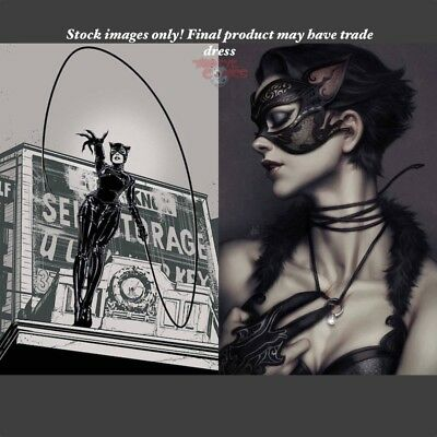 Catwoman #4 Cover Set Foil/Artgerm (Preorder Release Date 10-10)