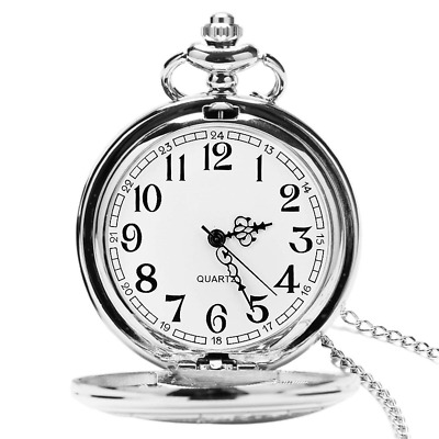 2db2ac16d45a MENS POCKET WATCH with Chain