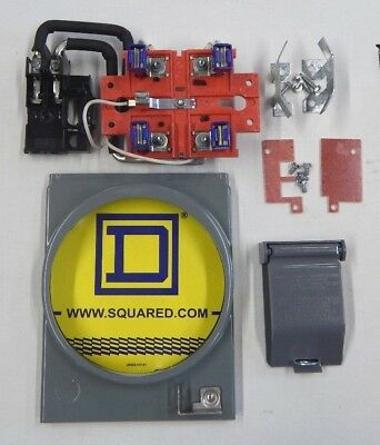 Square D EZMR114-125 Replacement Meter Pack PARTS type QO NEW