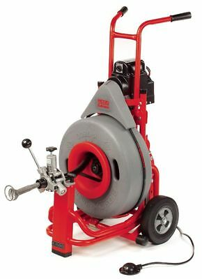 "Ridgid Drum Machine K-7500 and 5/8"" pigtail  (61102)"