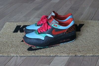 the best attitude 53d92 cbf23 Nike Air Max 1 Supreme Tech Pack 2008 Safari Kabutomushi Off White Atmos  Patta