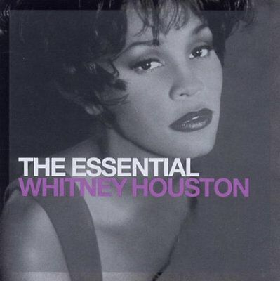 Whitney Houston - The Essential - The Best Of / 36 Greatest Hits 2CDs Neu OVP