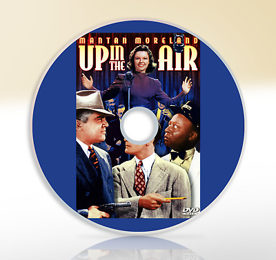 Up In The Air 1940 Dvd Classic Comedy Thriller Film Movie