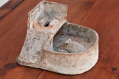 Ancient Chinese, Han Dynasty 100 AD, Pottery, Funerary object