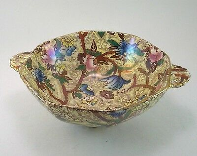 MALING Pottery 2 Handle 1930's Bowl