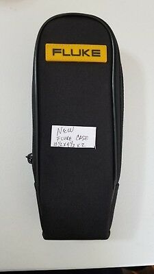 Fluke C150 T+Pro Zippered soft Carrying Case with T5-1000, T5-600 AND OTHERS TOO