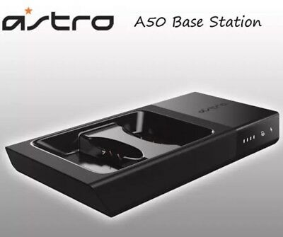 Astro A50 Wireless Base Station Transmitter/Charging Stand Sony PS4 PC