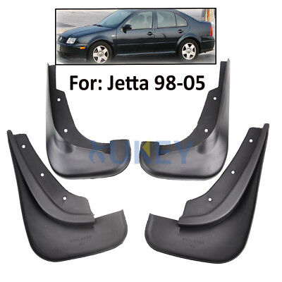 Fit For Volkswagen VW Golf MK4 / Bora / Jetta (A4) 98-05 Mud Flaps Splash Guards
