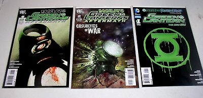 War Of The Green Lanterns (Aftermath) + Annual #1
