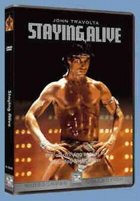 Staying Alive DVD (2002) John Travolta