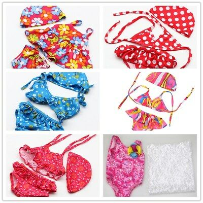 New Baby Doll Clothes Baby Born 43cm Doll Clothes Doll Accessories Swimsuit