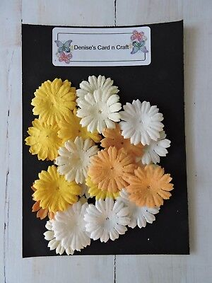 Paper Flowers - Small Yellows