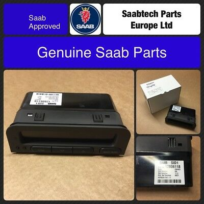Genuine Saab 93 9-3 9400 98-03My Sid 1 Saab Info Display Led 12806118 Brand New