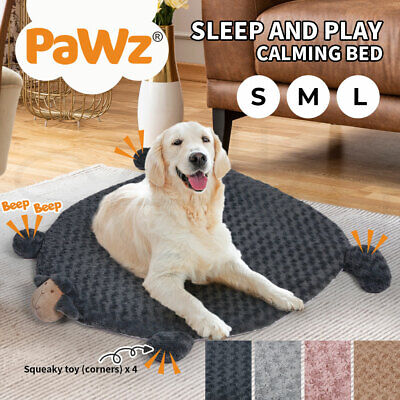 PaWz Pet Bed Mattress Dog Cat Pad Mat Puppy Cushion Soft Warm Washable M-XXL AU