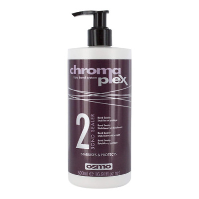 Osmo Chromaplex Fibre Bnd System Bond Sealer 2 Stabilises and Protects Scalp Tre