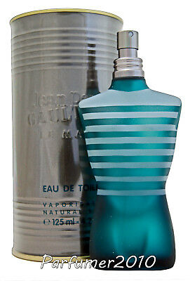 Jean Paul Gaultier Le Male 125 ml Eau de Toilette Spray Neu & Originalverpackt