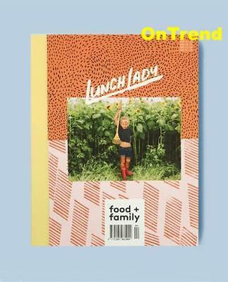 Lunch Lady Food + Family 2018 Issue 12 Frankie Press - NEW