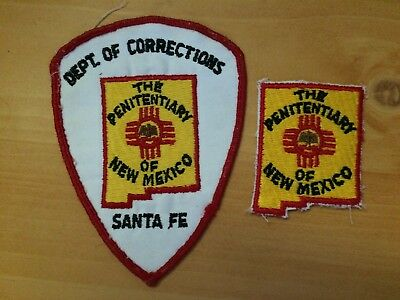 Collectible Santa FE NEW MEXICO  department of corrections patch