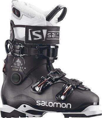SALOMON QST ACCESS Custom Heat W Skischuhe (anthraciteblack