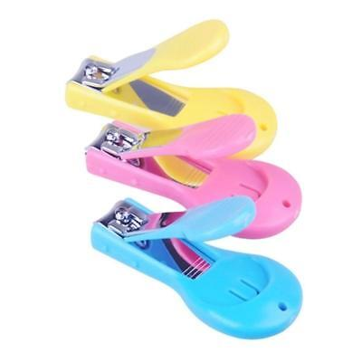 Baby Nail Care Safe Cutter Kids Trimmer Manicure Scissors Clippers Y