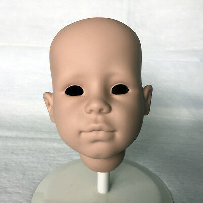 """Make Your Own Doll! Porcelain Head for """"Pia"""" by Margit Dassen, Germany"""