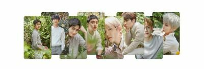 Exo Nature Republic 2018 New Version Lenticular Photocard Photo Card New