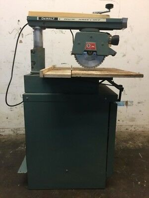 """B&D Deluxe Power Shop R1450 Radial 10"""" Arm Saw"""