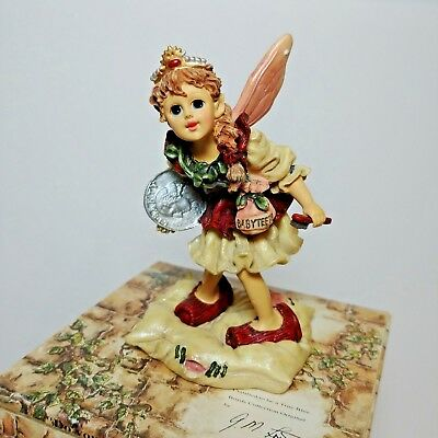 Boyds Bears Wee Folkstone Flossie FaerieFloss tooth fairy 36102 collecting