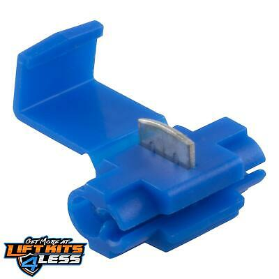 CURT 58280 Snap Lock Tap Connectors ALL Non-Spec Vehicle ALL Base