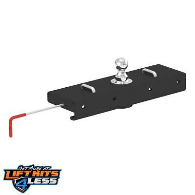 CURT 60611 Double Lock Ezr Gooseneck Hitch for 2011-2017 GM 2500 HD/3500 HD
