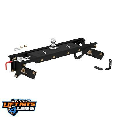 CURT 60720 Double Lock Gooseneck Hitch Kit for 99-16 Ford F-250/F-350 Super Duty