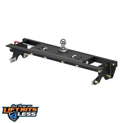 CURT 60724 Double Lock Gooseneck Hitch Kit for 2015-2018 Ford F-150