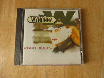 Wynonna Judd  ‎– No One Else On Earth 94 - CD Single
