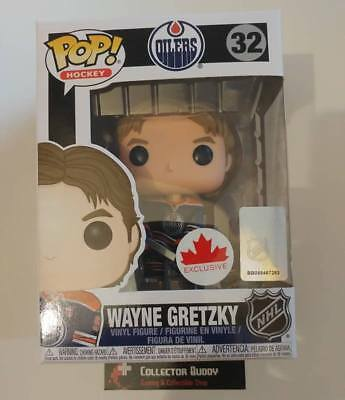 NHL Los Angeles Kings FUNKO POP Hockey Wayne Gretzky Figura in vinile #45