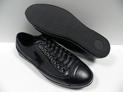 cd35dd2133e24 Chaussures ZY noir HOMME taille 41 baskets ville garcon shoes black NEUF   3292