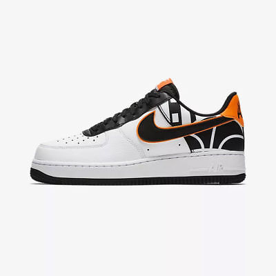 7 Lv8 Blanches 0 Noires Taille Nike Force Air Homme Chaussures 3m07 Wwapf6qWx8