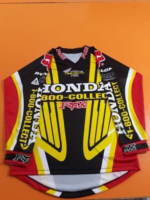 Supercross Champion jeremy mcgrath Jersey