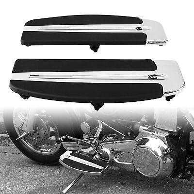 Slipstream Rider Footboard Insert Kit For Harley Softail Switchback Touring FLH