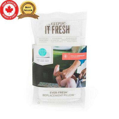 Prince Lionheart 239 Ever-Fresh Replacement Pillows for Ultimate Wipes Warmer