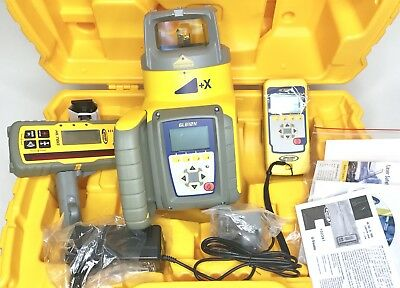 Trimble Spectra Precision GL612 Level, HL750 Receiver, RC602 Remote Single Slope