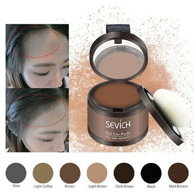 Sevich Hairline Modified Repair Shadow Trimming Powder Makeup Hair Concealer