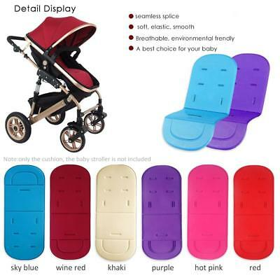 UK Universal Baby Kids Stroller Pram Pushchair Car Seat Liner Cushion Warm Pad