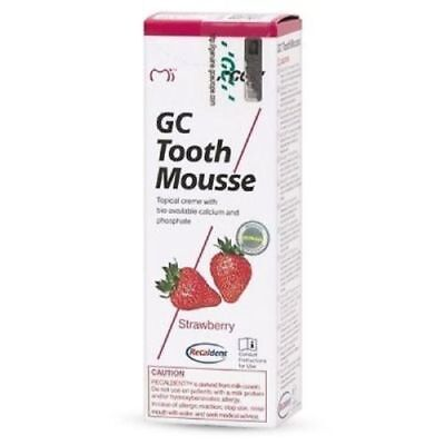 GC Tooth Mousse GC FUJI Free Shipping (Ods)