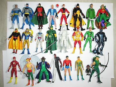 DC Classics & Direct Lot Action Figures Universe Comics Batman Superman Rare