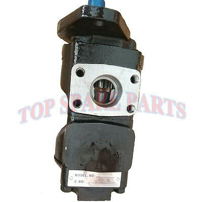 Main Hydraulic Pump 20/925580 for JCB Parker 4C 3CX 4CX444 36/29 cc/Rev