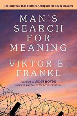 Mans Search for Meaning Young Adult Edition