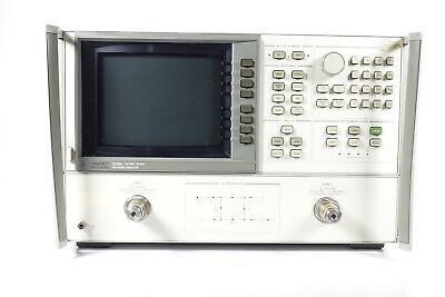 Keysight Used 8720B Network Analyzer, 130 MHz to 20 GHz (Agilent)