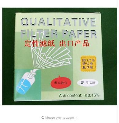Qualitative Analysis Filter paper/Filting paper 90mm for filting&qualitative